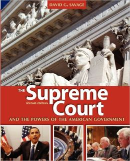 Supreme Court & the Powers of the American Government 2nd Edition