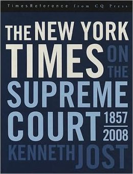New York Times On the Supreme Court