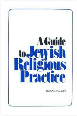 Guide to Jewish Religious Practice