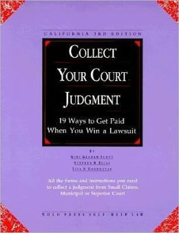 Collect Your Court Judgment: California Edition