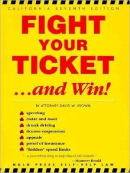 Fight Your Ticket and Win!