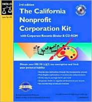 California Nonprofit Corporation Kit
