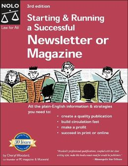 Successful Newsletter or Magazine