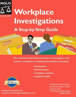 Workplace Investigations: A Step-by-Step Guide