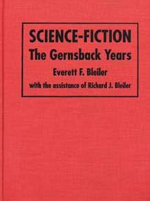 Science-Fiction: The Gernsback Years