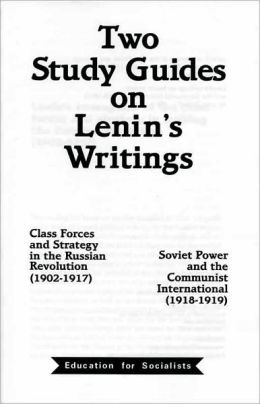 Two Study Guides on Lenin's Writings