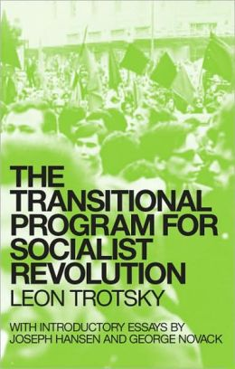 Transitional Program for Socialist Revolution