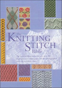 The Knitting Stitch Bible