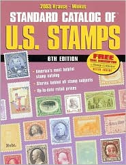 2003 Krause-Minkus Standard Catalog of U. S. Stamps