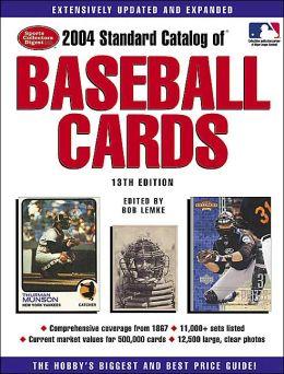 2004 Standard Catalog of Baseball Cards