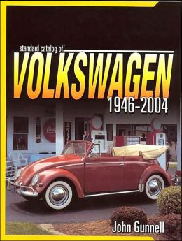 Standard Catalog of Volkswagen, 1946-2005