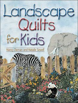 Landscape Quilts for Kids