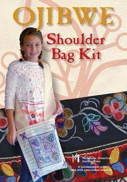 Ojibwe Shoulder Bag Kit