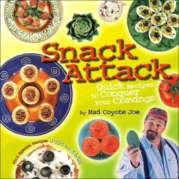 Snack Attack: Quick Recipes to Conquer Your Cravings