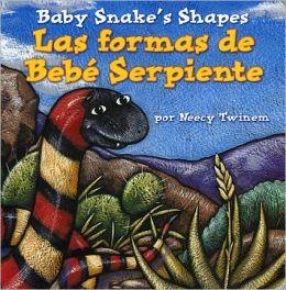 Baby Snakes Shapes/Las Formas de Bebe