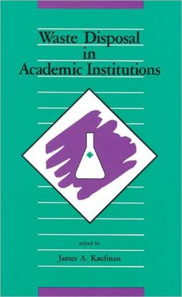 Waste Disposal in Academic Institutions
