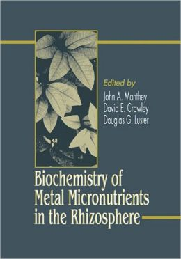 Chemistry and Biochemistry of Plant Nutrition