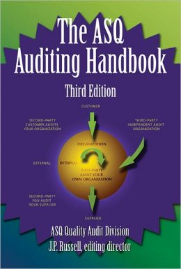 ASQ Auditing Handbook