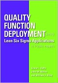 Quality Function Deployment and Lean-Six Sigma Applications in Public Health