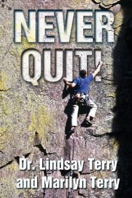 Never Quit!: 1,000 Sources of Strength from God's Word