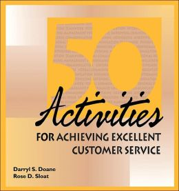 50 Activities/Achieve Exc Cust SVC