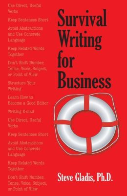 Survival Writing for Business