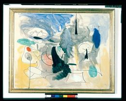 Arshile Gorky: A Retrospective of Drawings