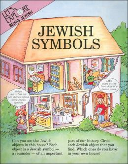 Jewish Symbols (Let's Explore Being Jewish Series)