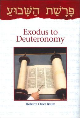 Exodus to Deuteronomy