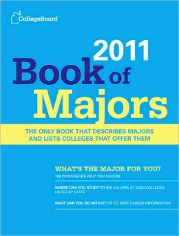 Book of Majors 2011