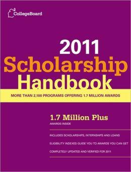 Scholarship Handbook 2011