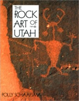 The Rock Art of Utah: A Study from the Donald Scott Collection