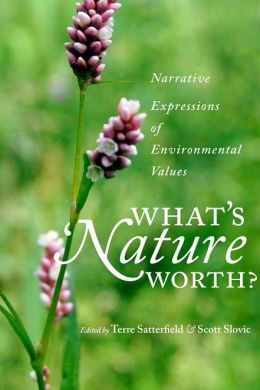 What's Nature Worth?: Narrative Expressions of Environmental Values
