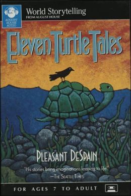 Eleven Turtle Tales: Adventure Tales from Around the World