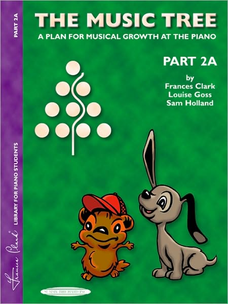 The Music Tree Student's Book: Part 2A