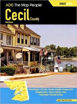 Cecil County, Maryland Atlas