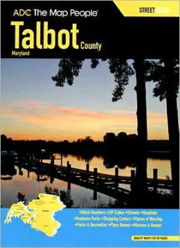 Talbot County, Maryland Atlas