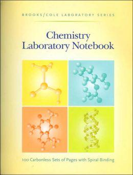 General Chemistry Laboratory Notebook