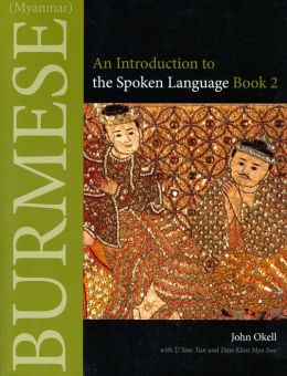 burmese an introduction to the spoken language pdf
