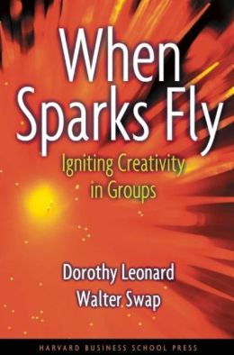 When Sparks Fly: Igniting Creativity in Groups