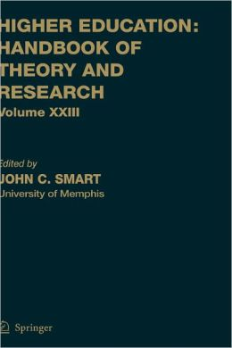 Higher Education: Handbook of Theory and Research: Volume X