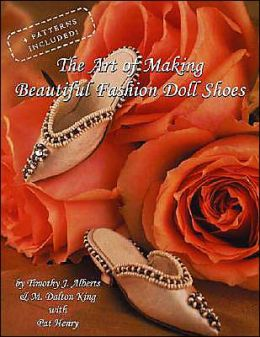 The Art of Making Beautiful Fashion Doll Shoes