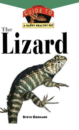 Lizard: An Owner's Guide to a Happy Healthy Pet
