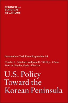 U.S. Policy Toward the Korean Peninsula