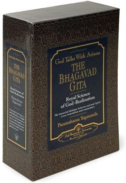 God Talks with Arjuna: The Bhagavad Gita: Royal Science of God-Realization (2 Volume Set)