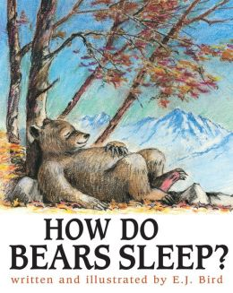 How Do Bears Sleep?