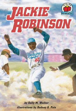 Jackie Robinson (On My Own Biography Series)
