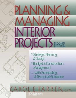 Planning and Managing Interior Projects