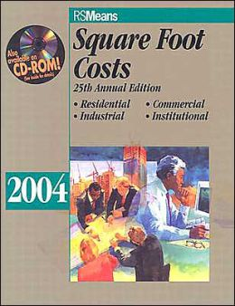 Square Foot Costs 2004