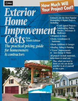 Exterior Home Improvement Costs: The Practical Pricing Guide for Homeowners and Contractors